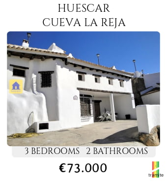 cuevas spain cheap property